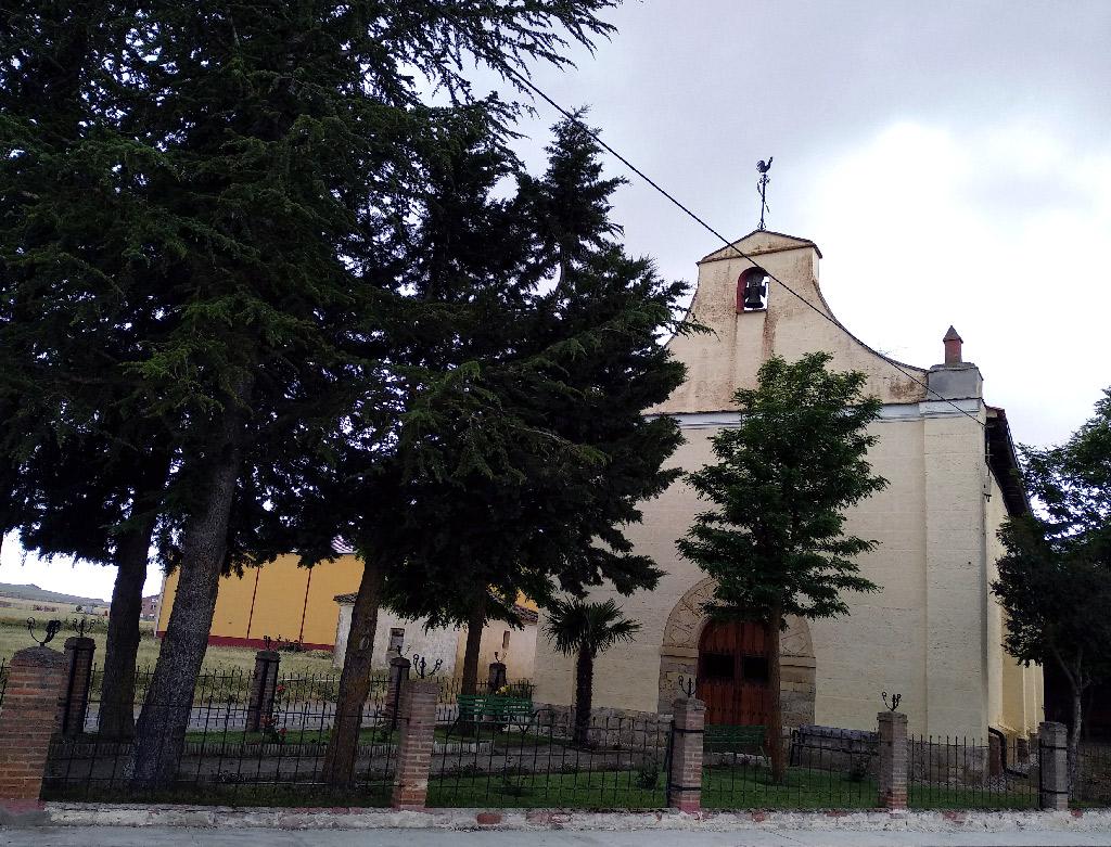 Ermita de Nuestra Señora de Vallarna. / Foto: www.villaherreros.es