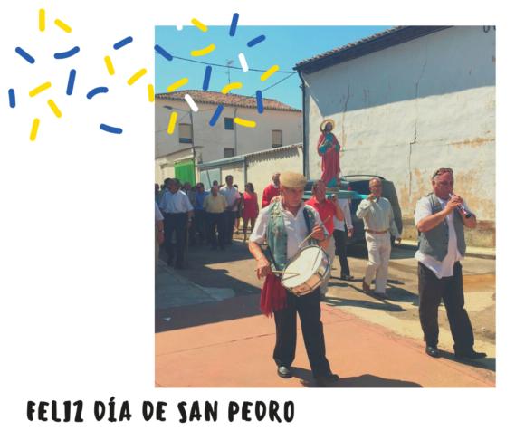 Fiestas San Pedro Villaherreros