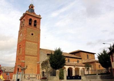 Iglesia Parroquial de San Román. / Foto: www.villaherreros.es
