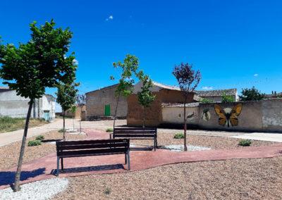 Parque del Hermanamiento. / Foto: www.vilaherreros.es