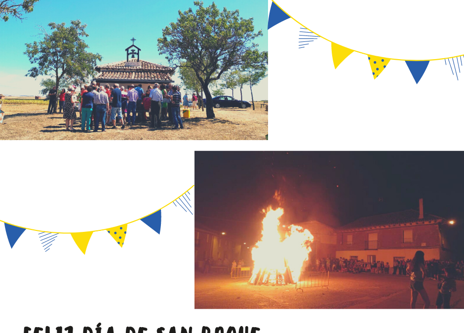 ¡Feliz día de San Roque!