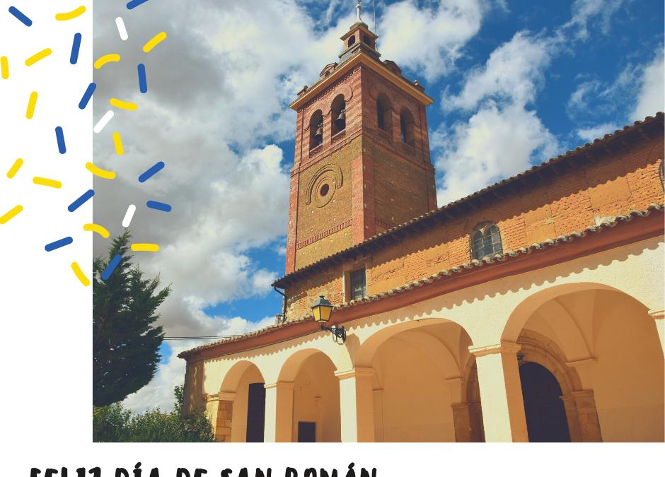 ¡Feliz día de San Román!